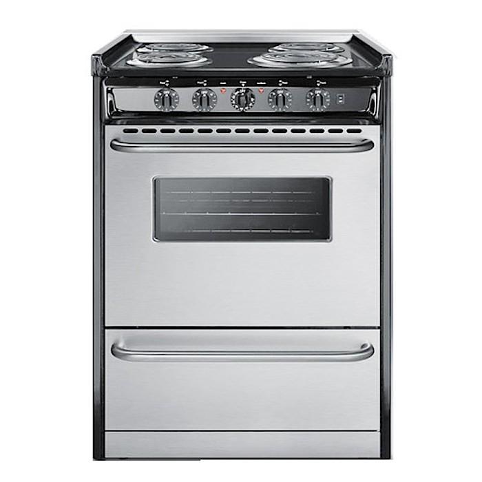 small stove oven homesfeed. Black Bedroom Furniture Sets. Home Design Ideas