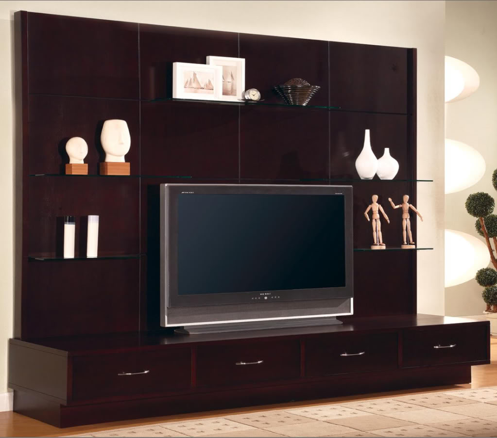 Pleasing In Wall Entertainment Center Homesfeed Gmtry Best Dining Table And Chair Ideas Images Gmtryco