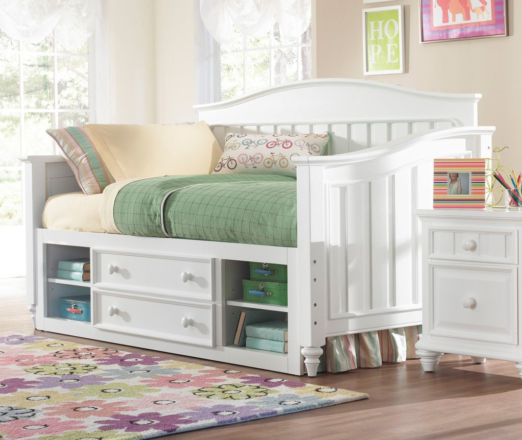 Daybeds With Storage Homesfeed: daybeds with storage