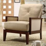Oxford Creek Furniture Of Chair WIth Fur Rug