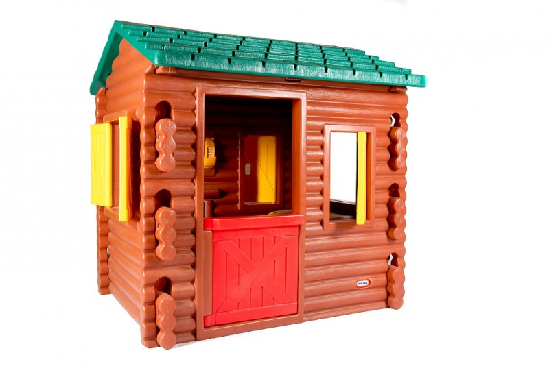 Little tikes playhouse product selections for outdoor for Kids cabin playhouse