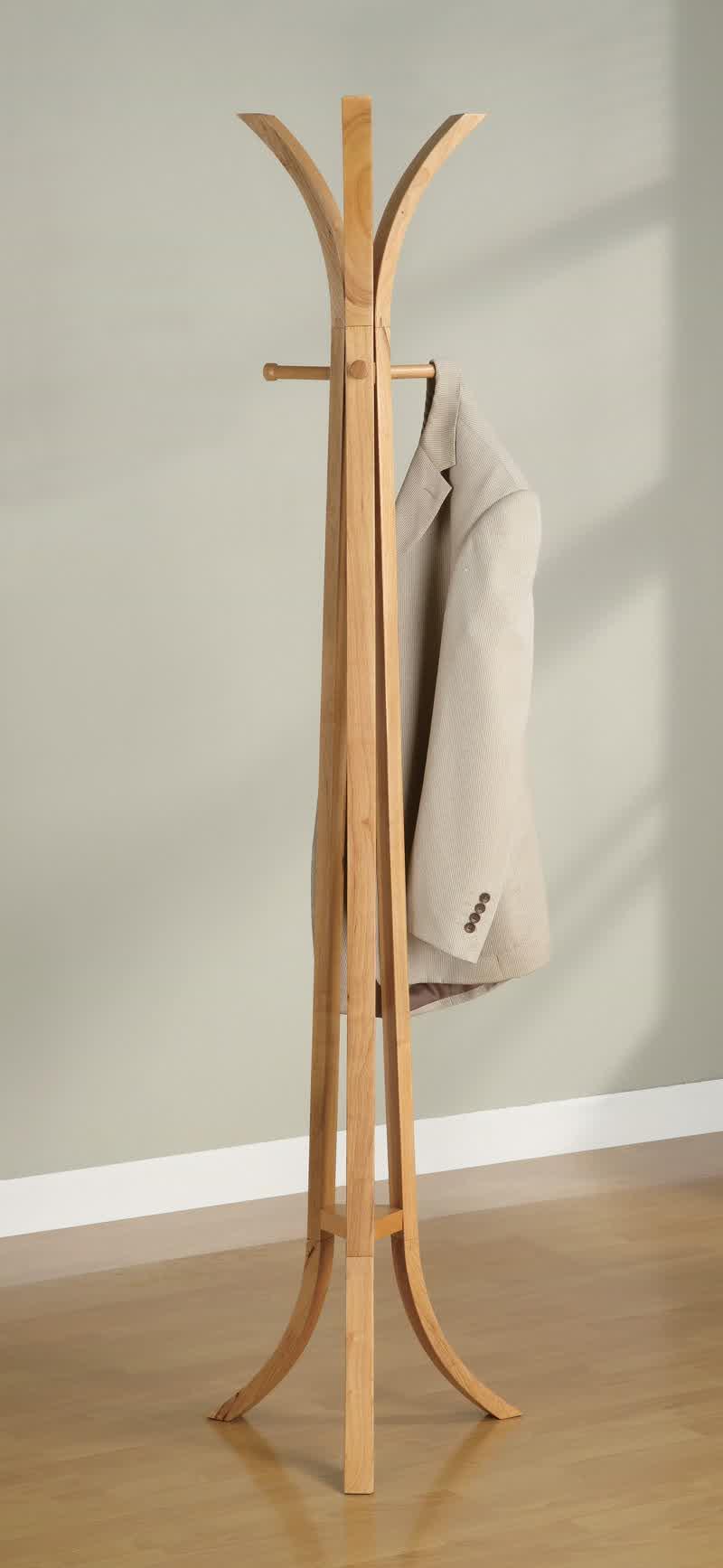 Standing Coat Hanger Smart Solution For Organizing Your