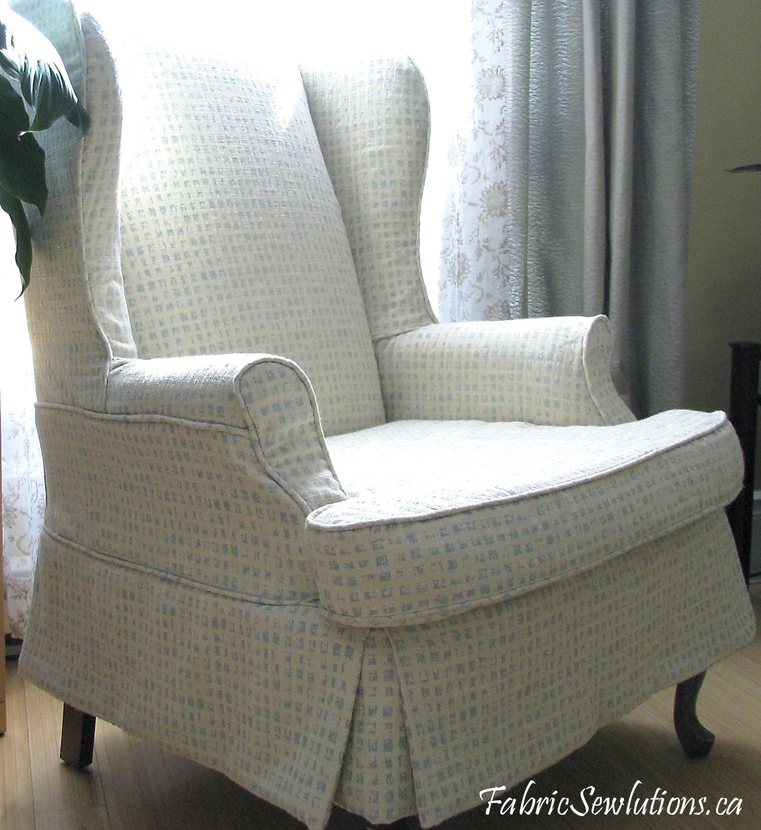Dining Room Chair Fabric Slipcover For Chair Homesfeed