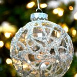 Sparkle Holiday Ornaments To Make For Christmas