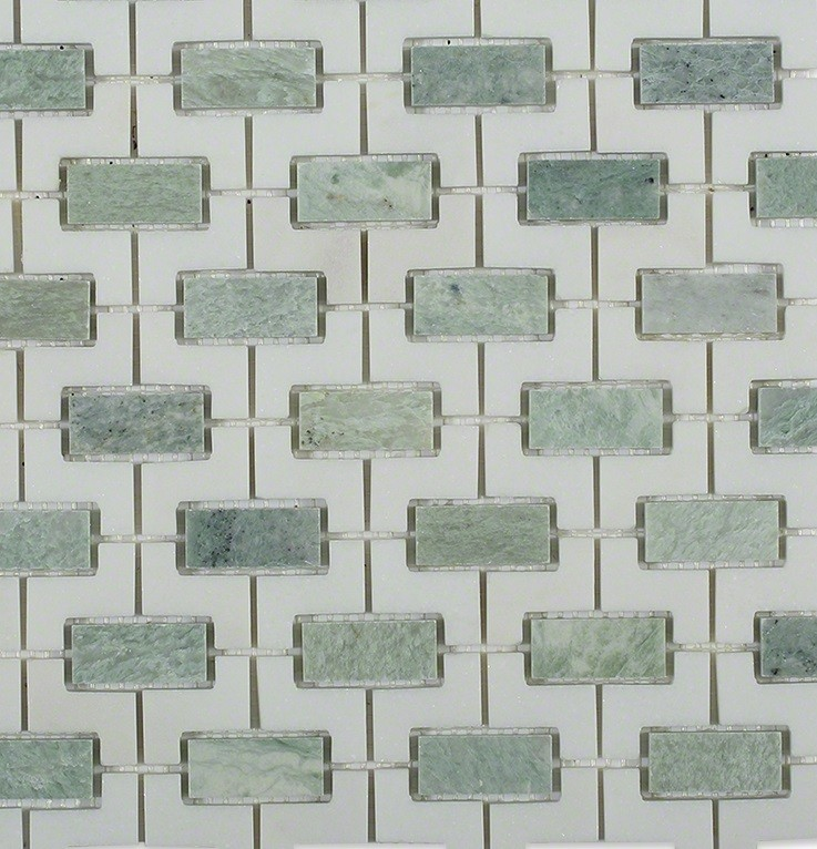 Green Marble Tile : Ming green marble tile homesfeed