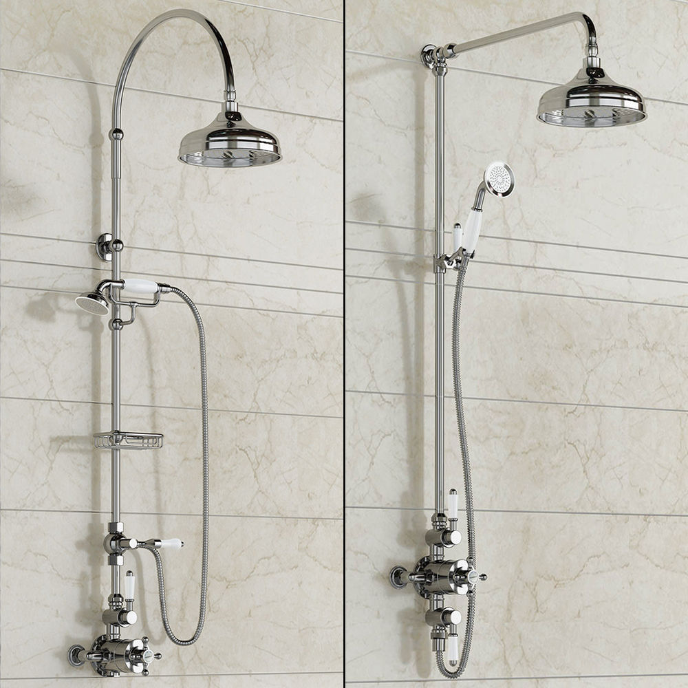 Types of Shower Heads | HomesFeed