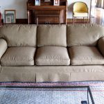 Warm Color Of Custom Couch Covers