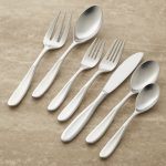 White Best Flatware Sets