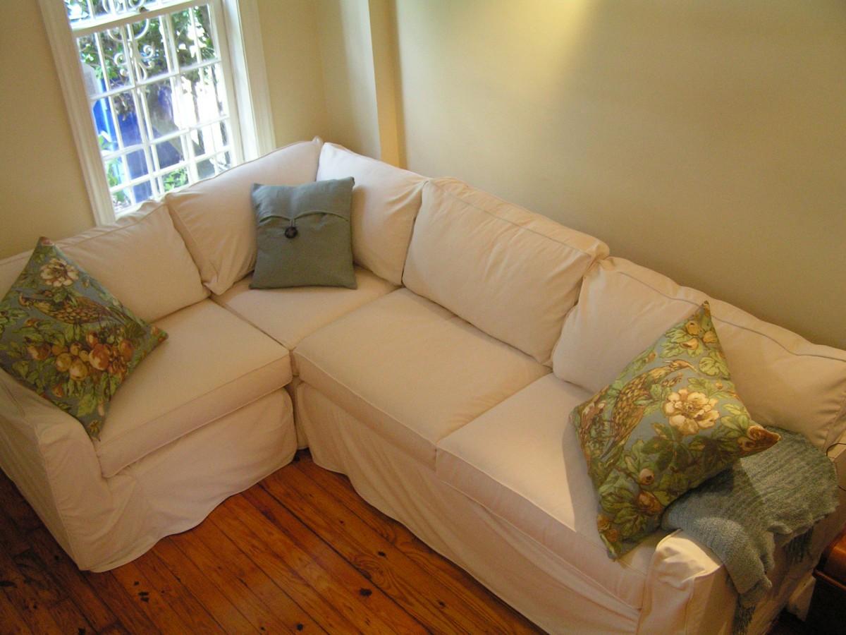 Custom Couch Covers HomesFeed