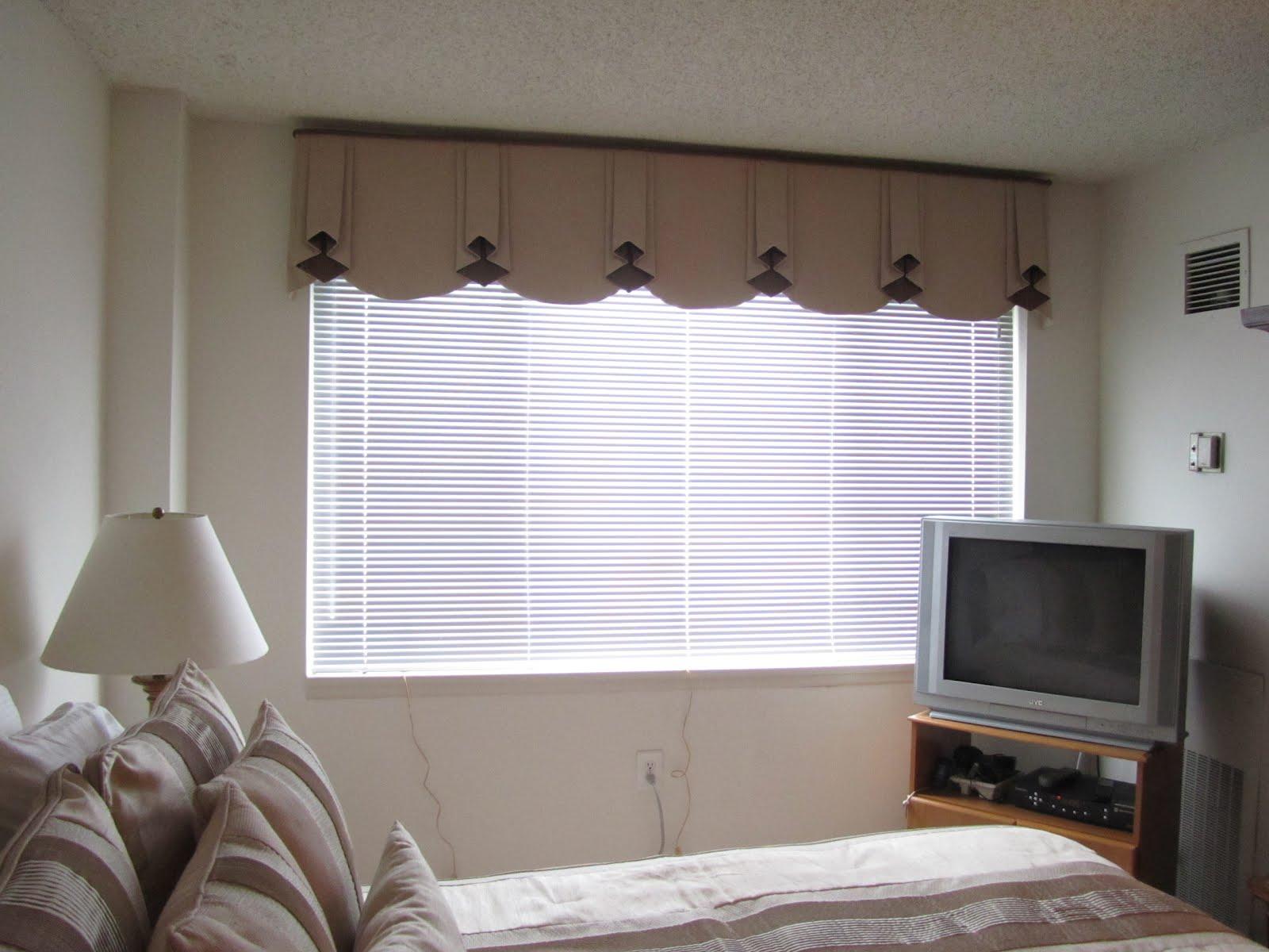 Contemporary window shades - Contemporary Window Valances Homesfeed