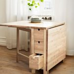Wooden Foldable Space Saver Dining Set