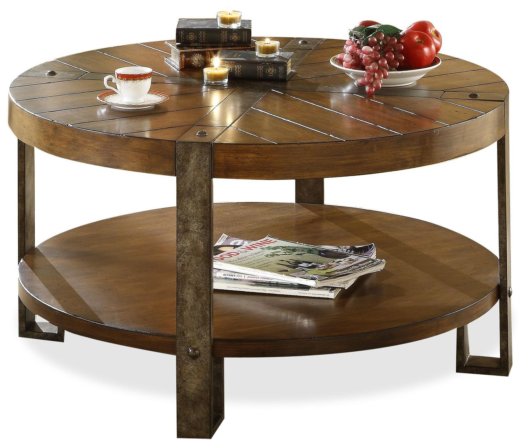 round coffee tables with storage homesfeed