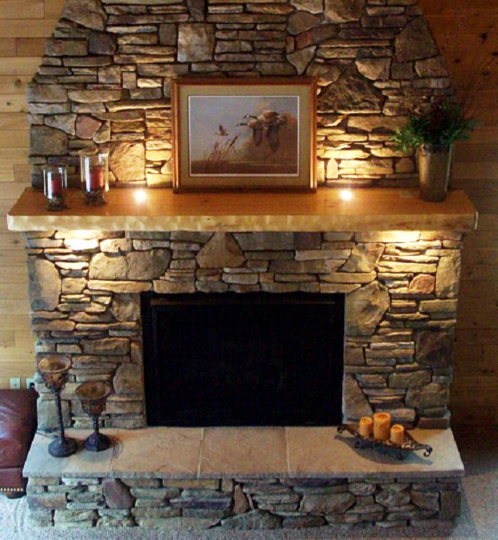 Rustic Mantel Décor That Will Adorn Your Bored to Death ...