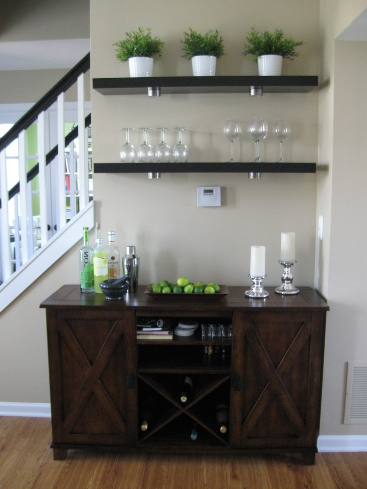 Elegant Home Bar Ikea Design for Home Hang Out Space ...