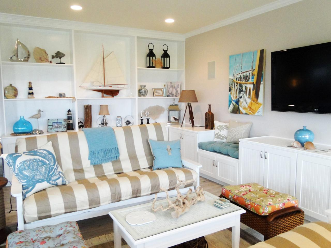 Beach ottage Kitchen olors. dorable Kitchen Design In Living ... - ^