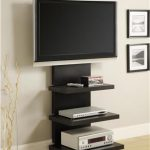 alra-elevation-altramount-tv-stand-in-black-finish-with-sturdy-metal-frame-and-three-floating-shelves-for-entertainment-components-for-60-inch-TV-panel
