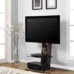 altra-furniture-galaxy-tv-stand-with-mount-for-50-inch-TV-panel-with-walnut-finish-with-two-shelves-for-AV-components-and-game-console