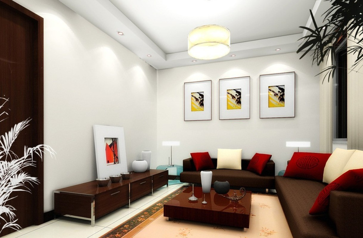 Some simple interior design that will make your jaw for Simple interior decoration
