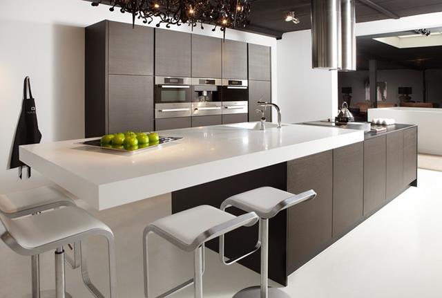 Wenge kitchen for aristrocratic fashion trend new idea homesfeed - Outs studio keuken ...