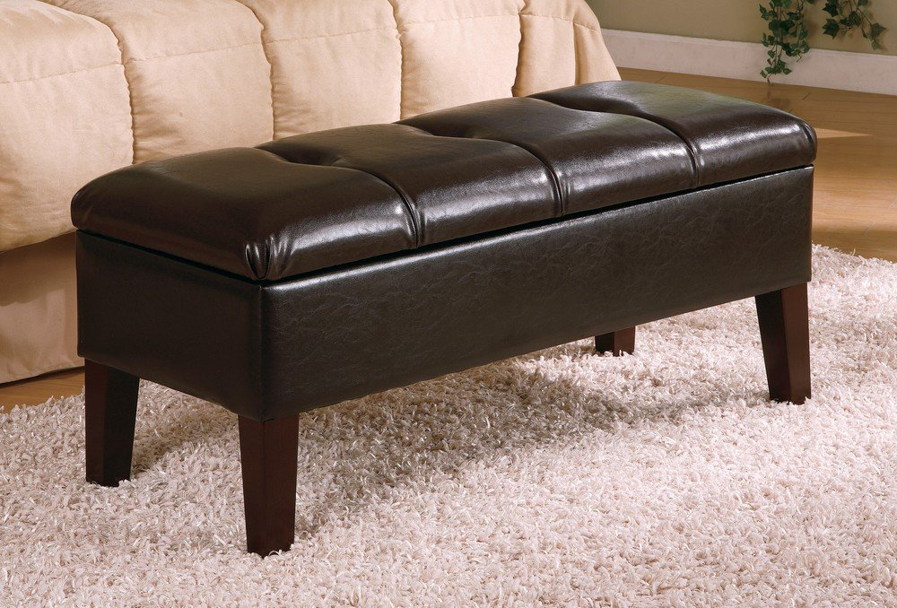 bed ottoman bench giving extra sophistication you cannot deny homesfeed. Black Bedroom Furniture Sets. Home Design Ideas