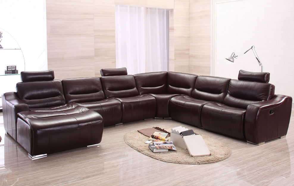 Long sectional sofas which designs are insanely gorgeous for Chaise long sofa