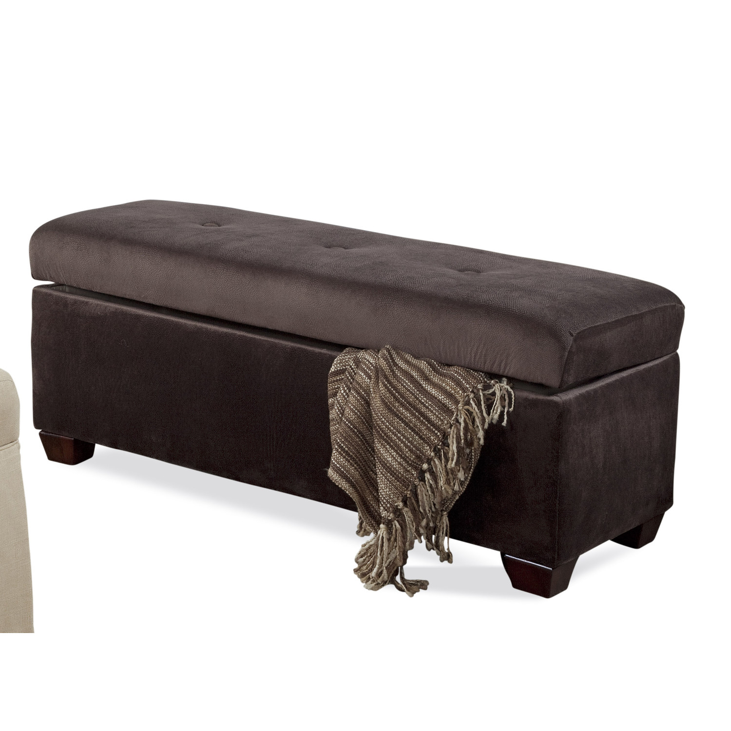 Bed ottoman bench Giving Extra Sophistication You Cannot ...