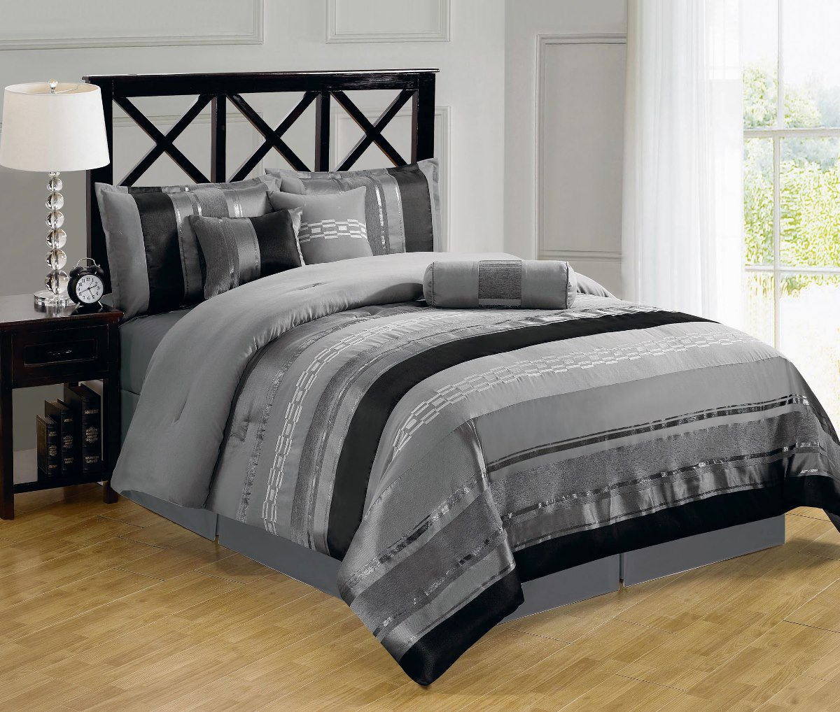Claudia Gray 7 Piece Comforter Set 3