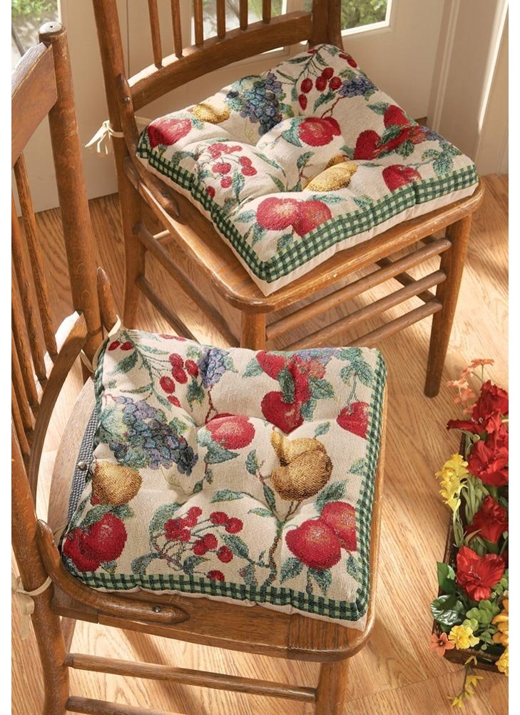 Dining Room Chair Cushions Pattern Best Dining Room 2017
