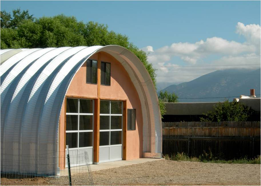 Quonset hut homes that will steal your amazement homesfeed for Build your home