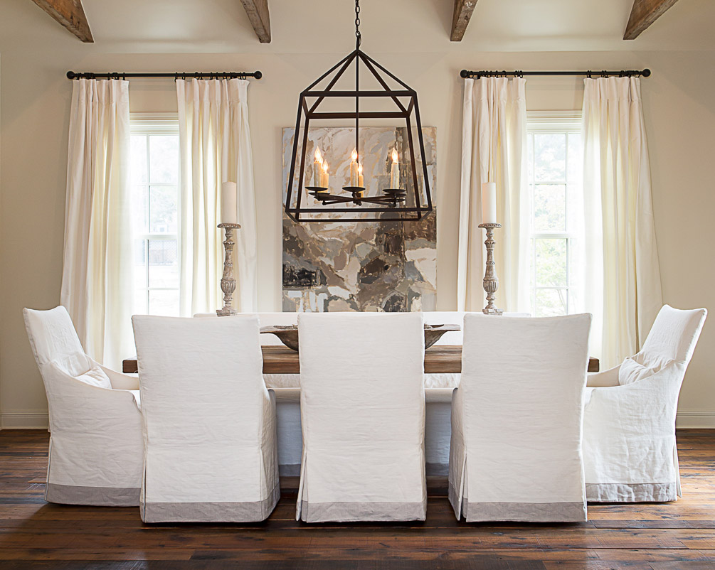 Slipcovers For Dining Room Chairs That Embellish Your