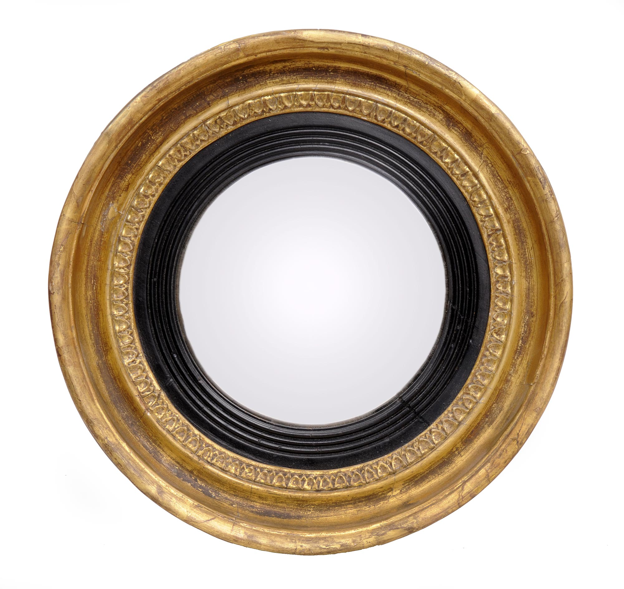 Small convex mirror for creating striking wall decoration for Convex mirror