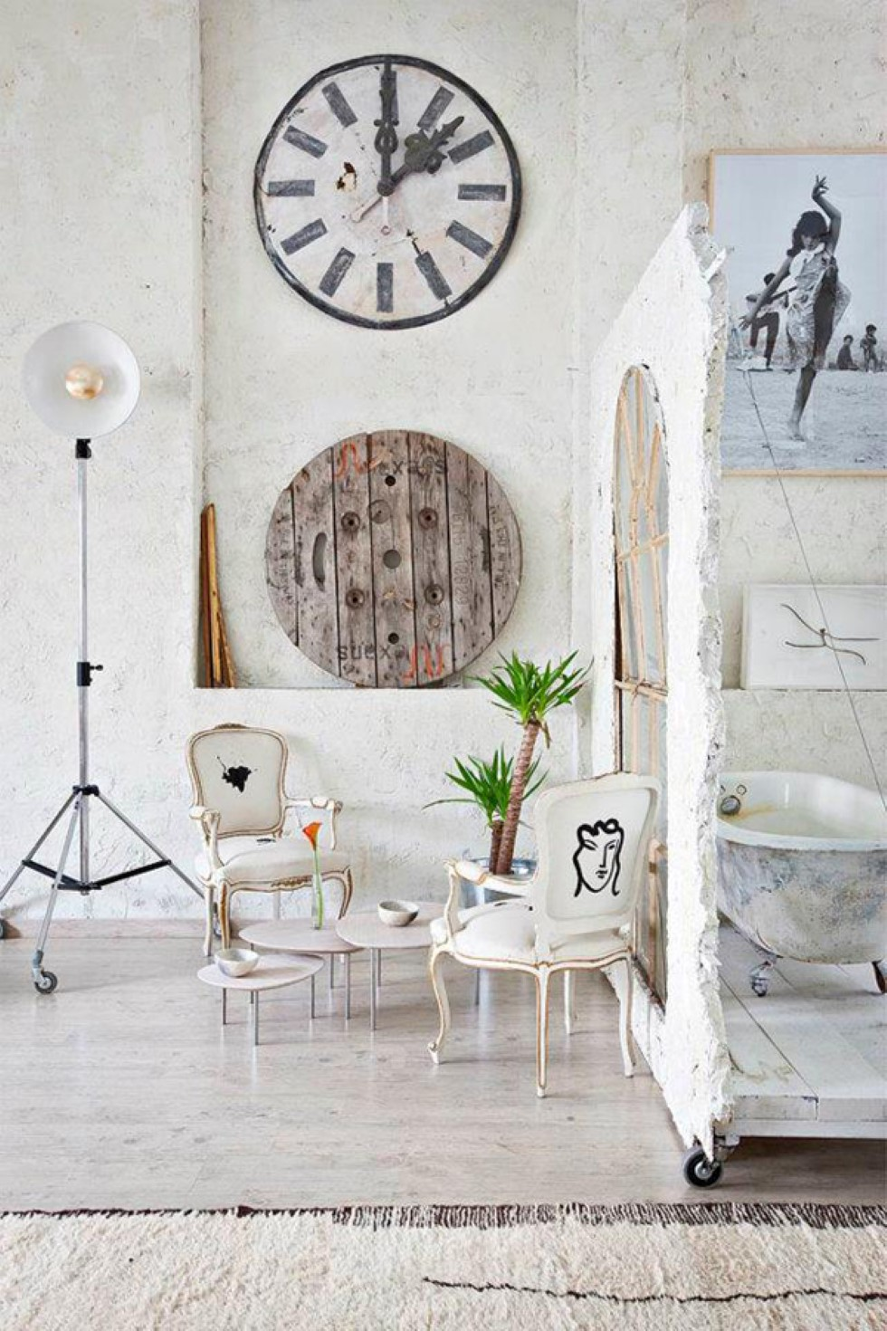 Bohemian Apartment Decor To Close The Artistic Year With