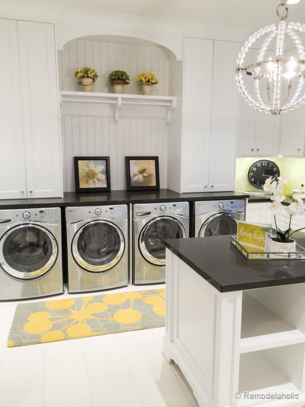 Simple and best laundry room shelf that you must apply Laundry room design