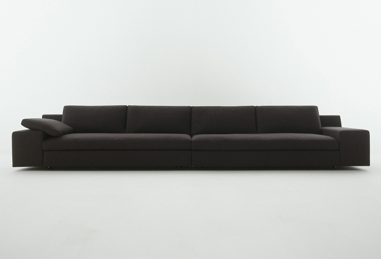 Sofa Long Fantastic Extra Leather Sofas And