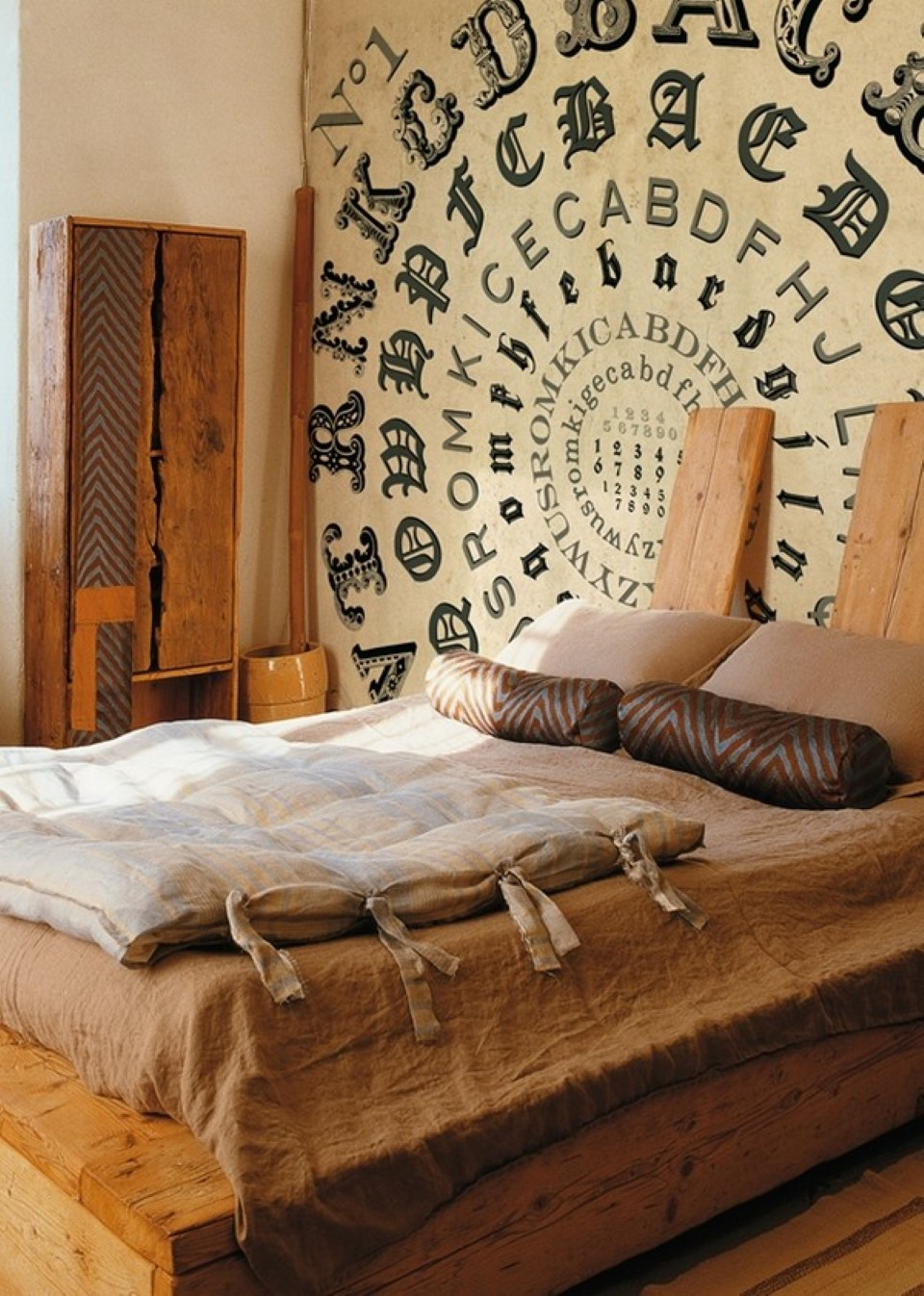 Best and creative wall decor to add artistic tone in the - Wall hangings for bedroom ...