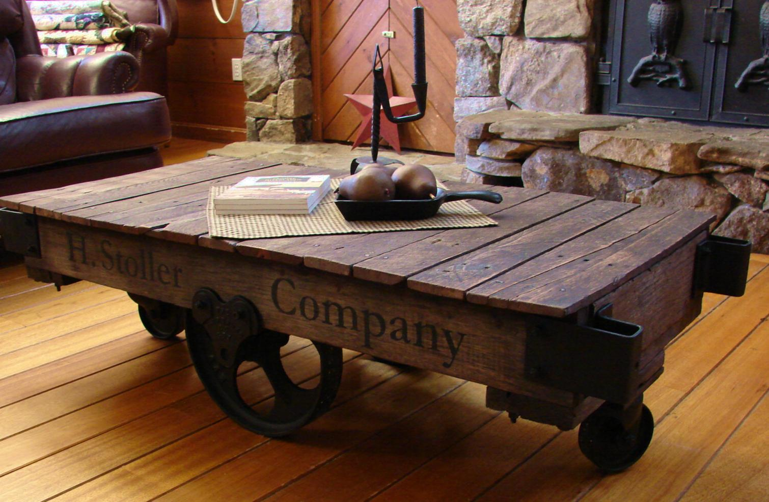Several cool coffee table to serve the best welcoming tone for Really cool coffee tables