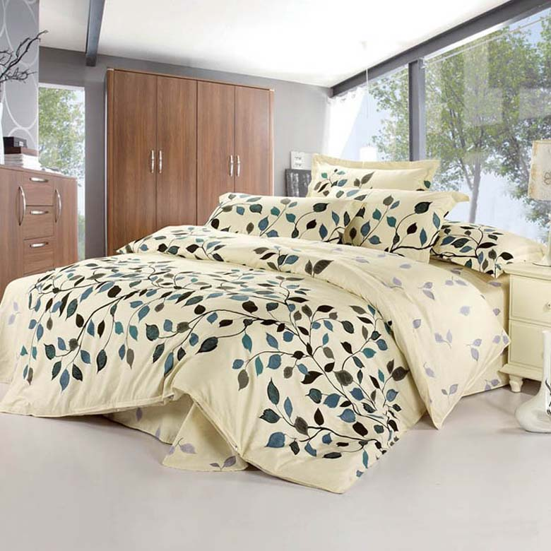 have perfect california king bed comforter set in your room homesfeed. Black Bedroom Furniture Sets. Home Design Ideas