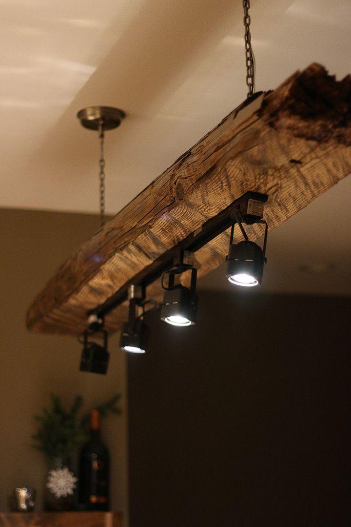 Wooden Kitchen Lighting ~ Wooden light fixtures that will brighten your room