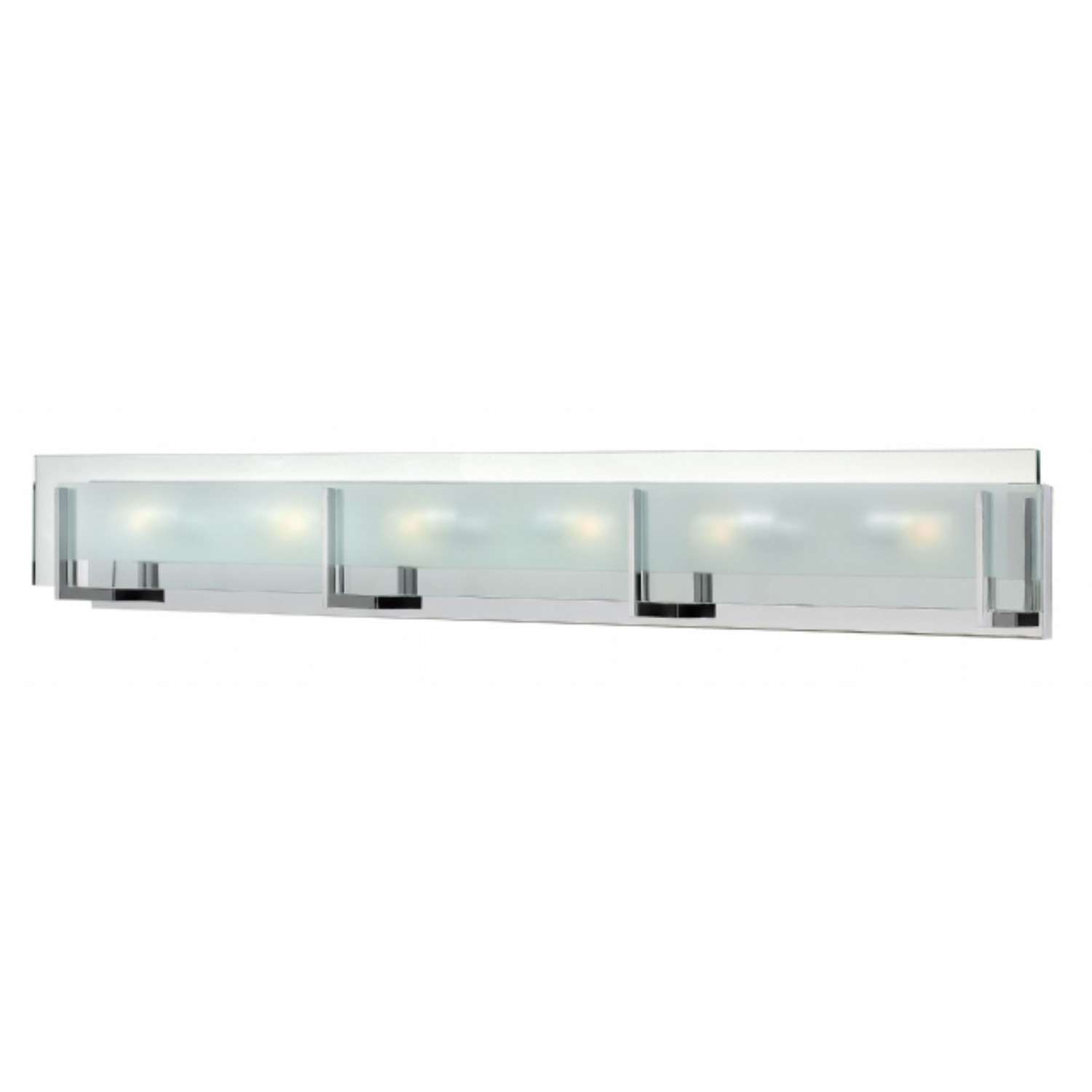 Vanity Lights Installation : Fill Your Bathroom Vanity with Dramatic Lights by Installing 6 Light Vanity Fixture HomesFeed