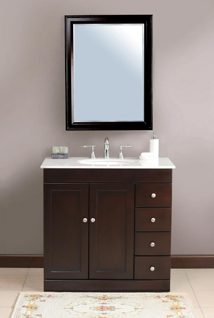 Inspiring images of bathroom vanities you have to see - Bathroom cabinets sinks and vanities ...