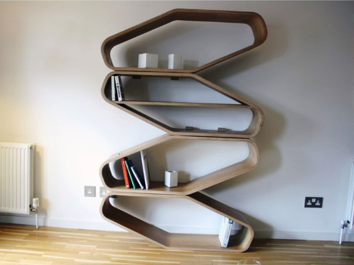 Free Standing Bookshelves Keeping Your Book Collections In