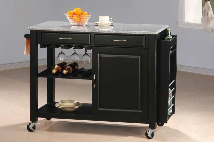 Best Kitchen Cart Ideas with Wheel for Home Needs