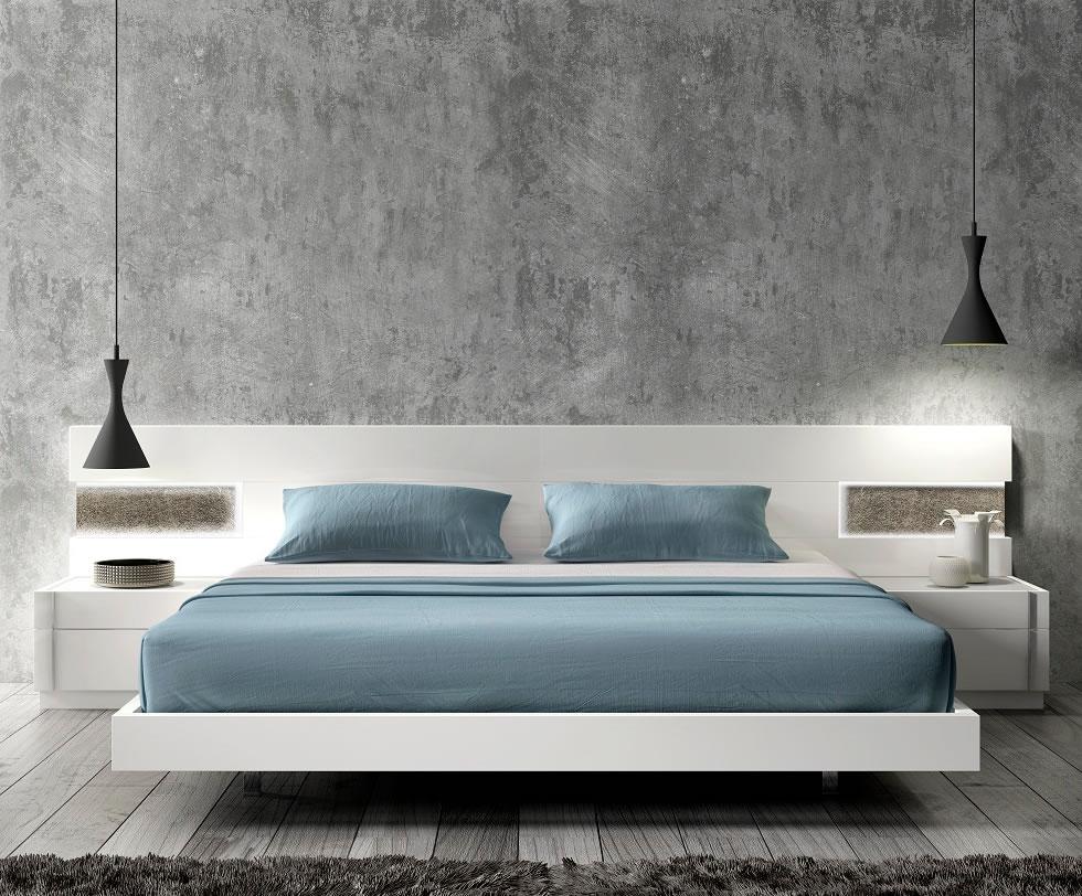 Lovable Soft Blue Bedding On