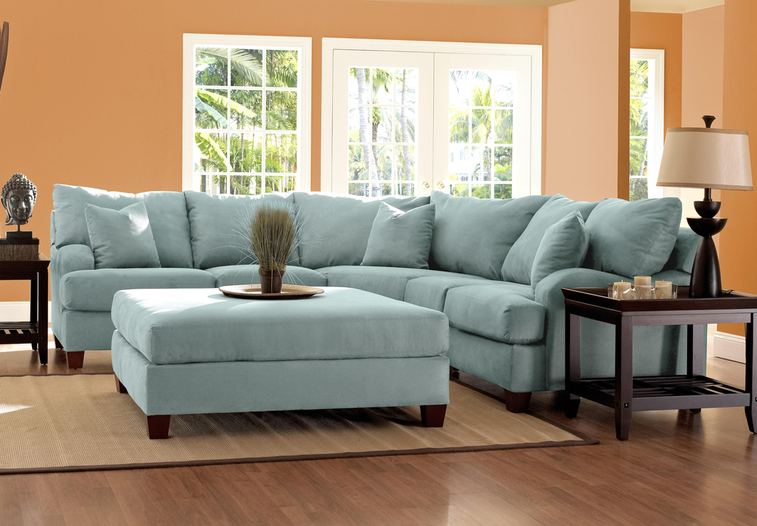 Blue Leather Sofa Ikea Home Design