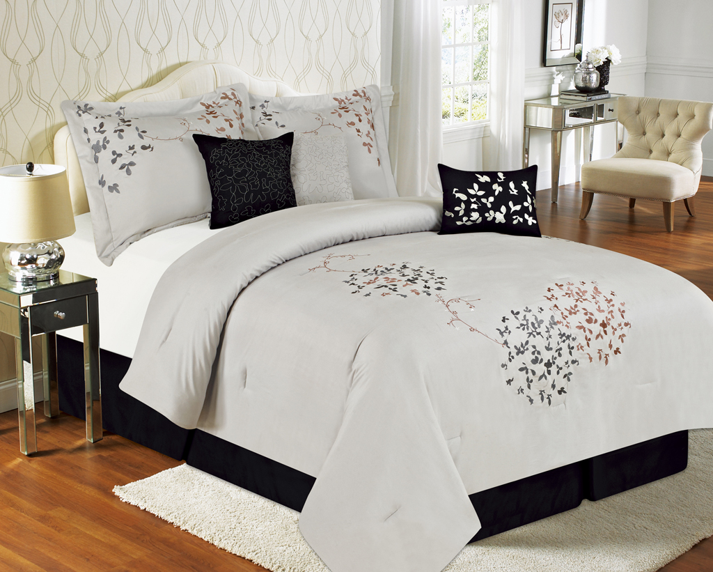 Have perfect california king bed comforter set in your - Bedroom sheets and comforter sets ...