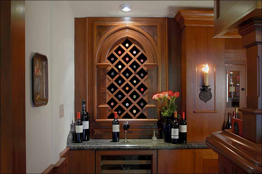 how to compromise with cold winter with perfect wine racks homesfeed