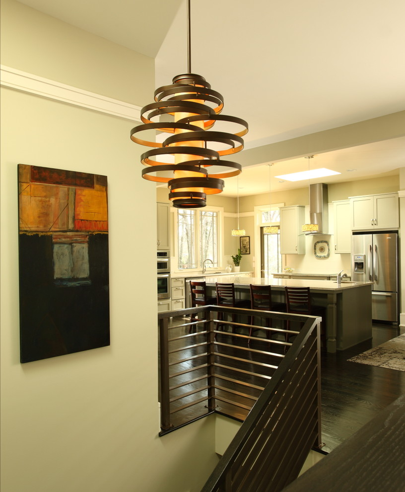 Wooden light fixtures that will brighten your room for Lighting for new homes