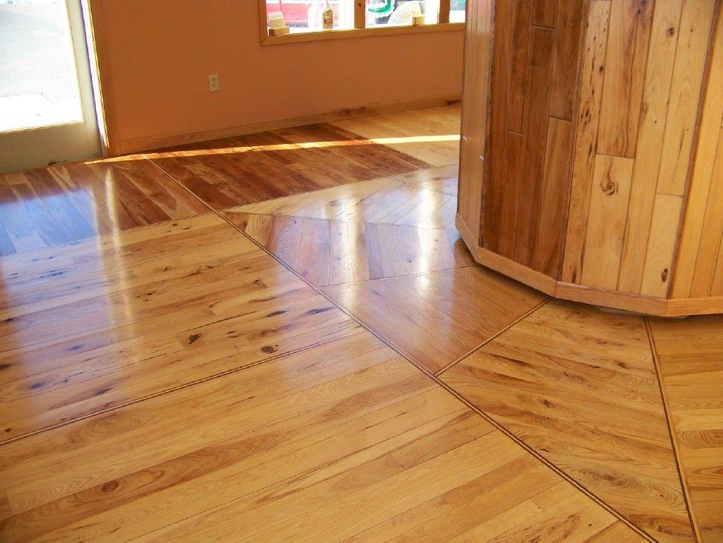 home interior with hardwood floor vs laminate pros and cons