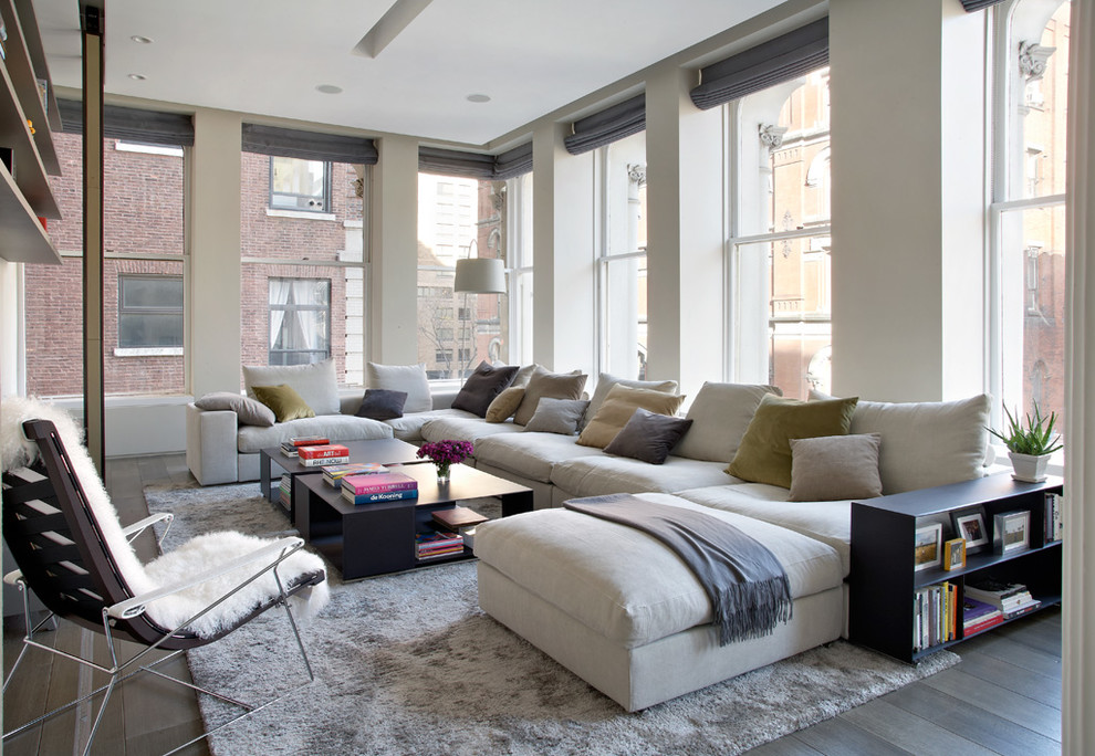 The Best Apartment Sectional Sofas Solving Function and Style ...