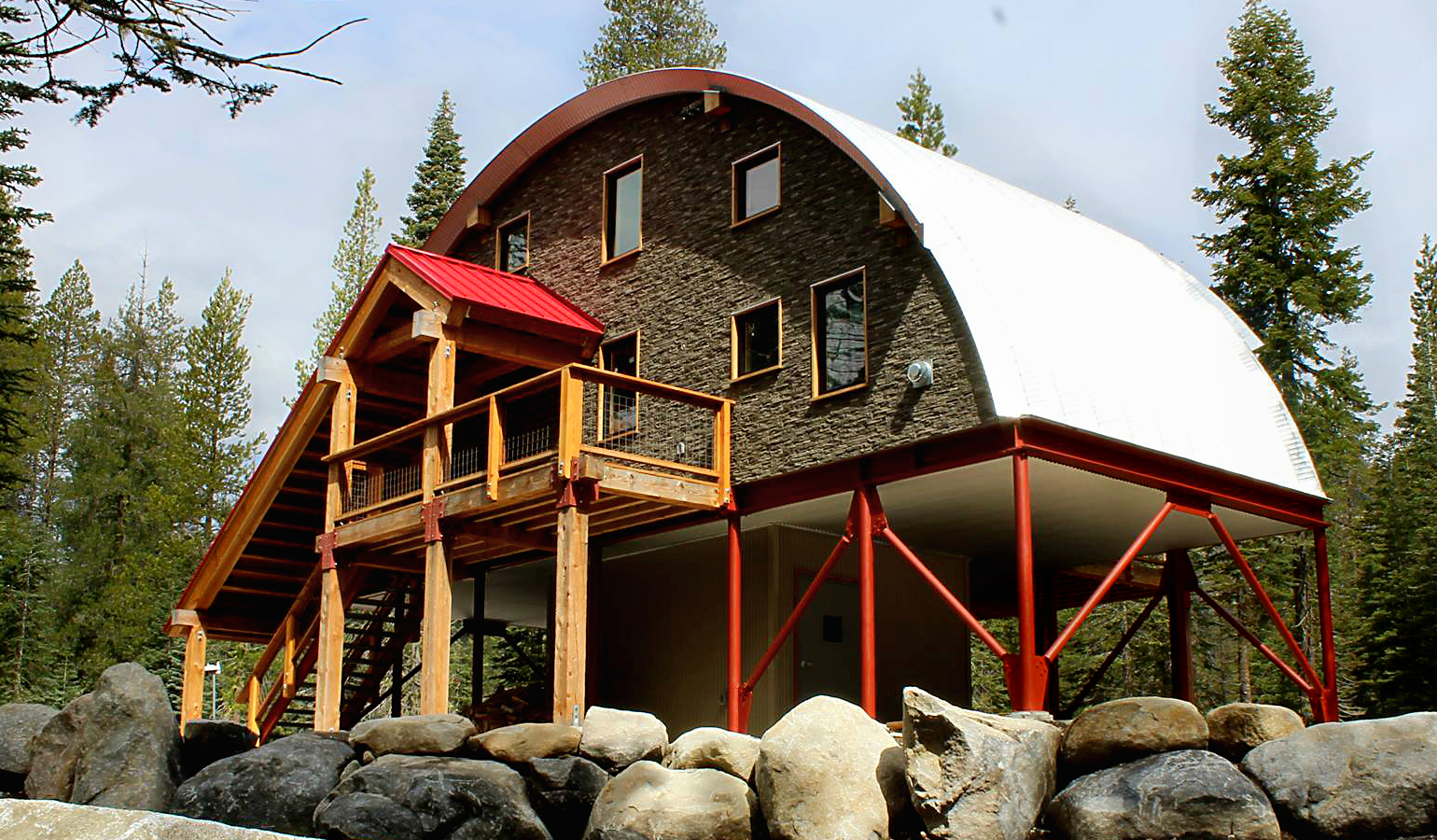 Quonset hut homes that will steal your amazement homesfeed for Home house